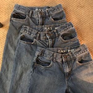 Bundle of 3 pair Children's Place Jeans